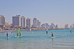 Tel Aviv. fotoTourismusministerium